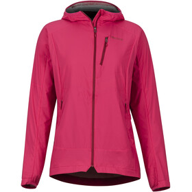 Marmot Alpha 60 Jacket Damen disco pink